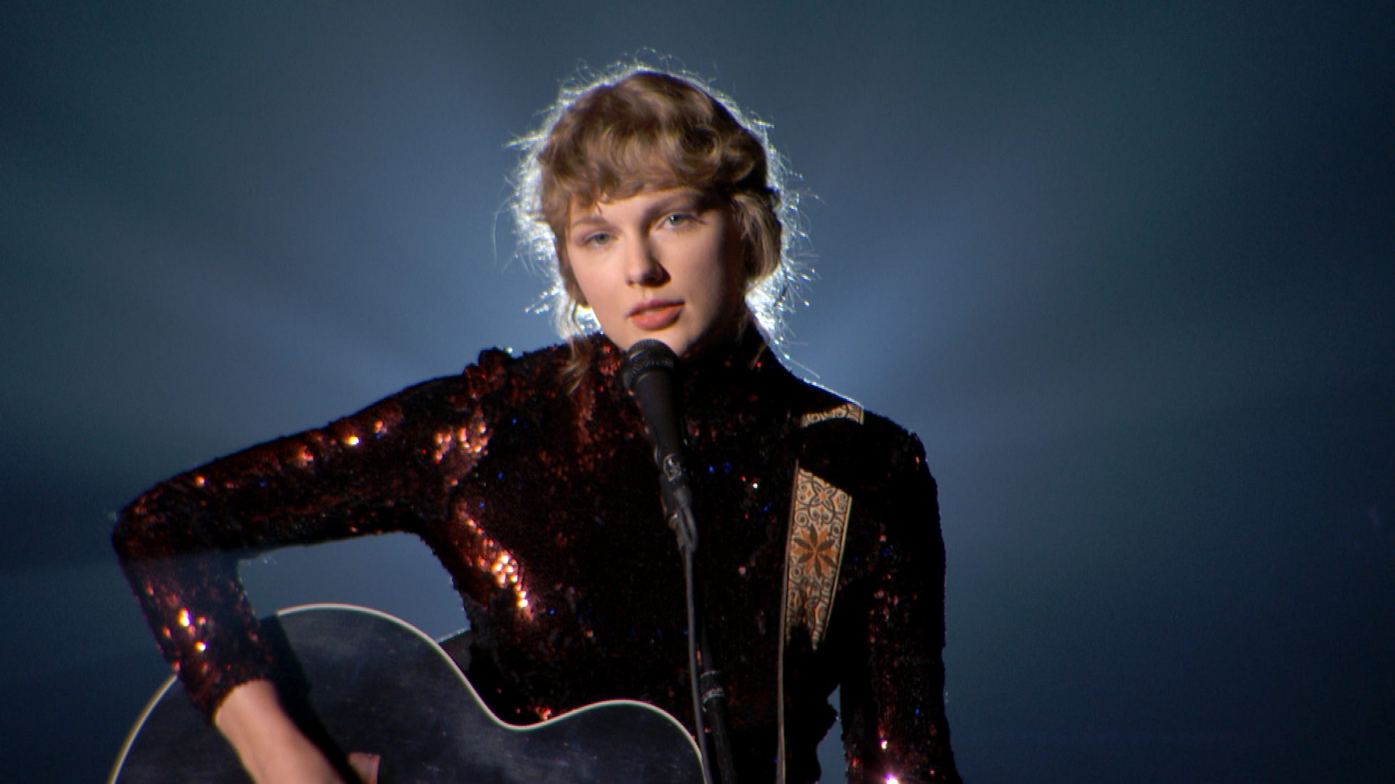 Watch Taylor Swift perform Betty for the first time at