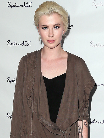 Ireland Baldwin Has Not Quit Modeling, Signs With New