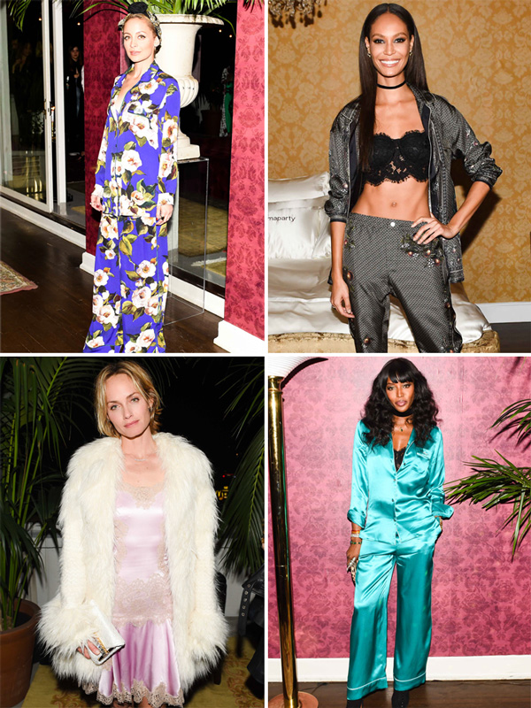 Celebrities Cant Stop Wearing Pajamas in Public (Heres