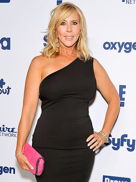 Real Housewives star Vicki Gunvalson sorry for