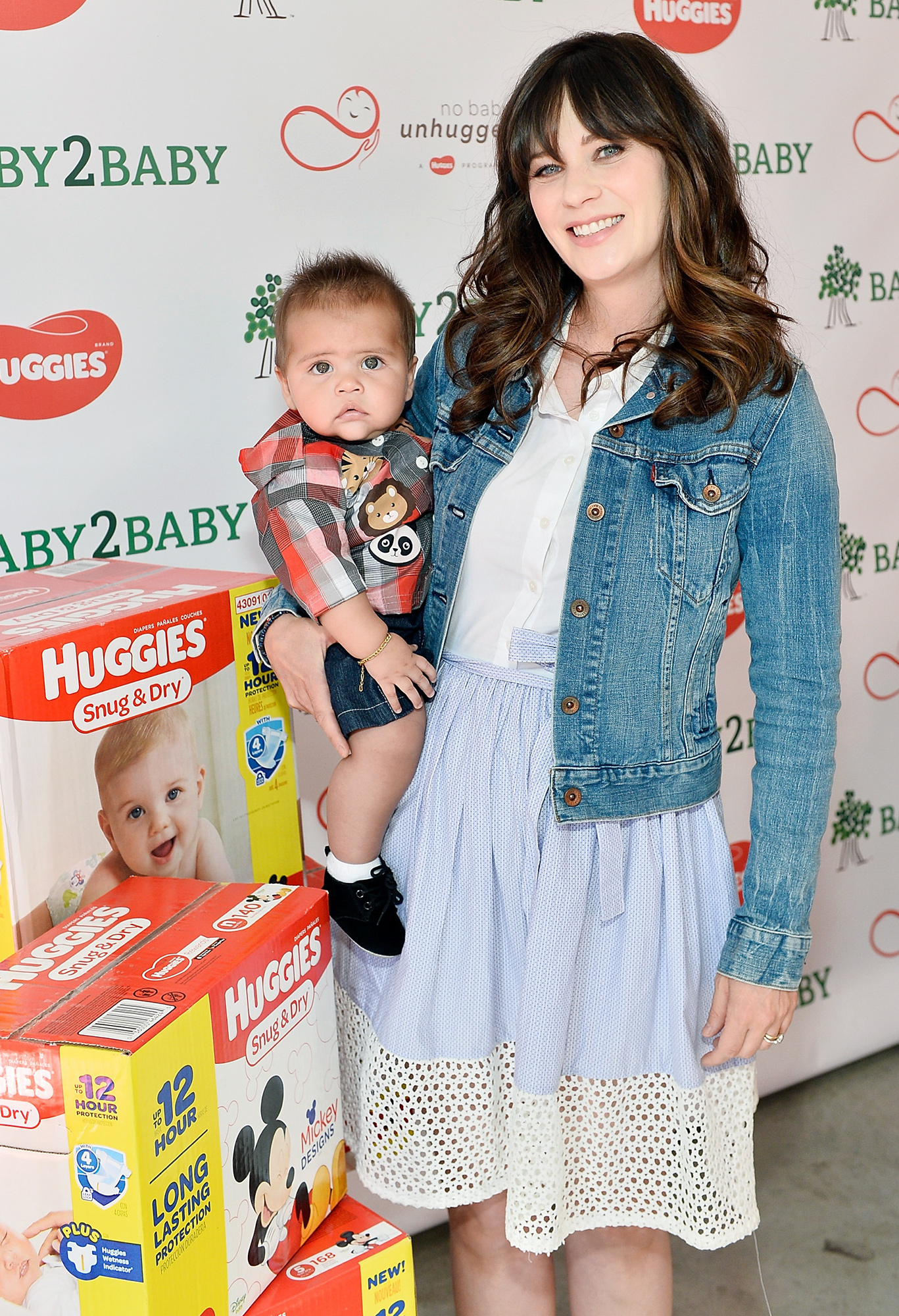 Zooey Deschanel Says Her Kids Are Her Absolute No. 1