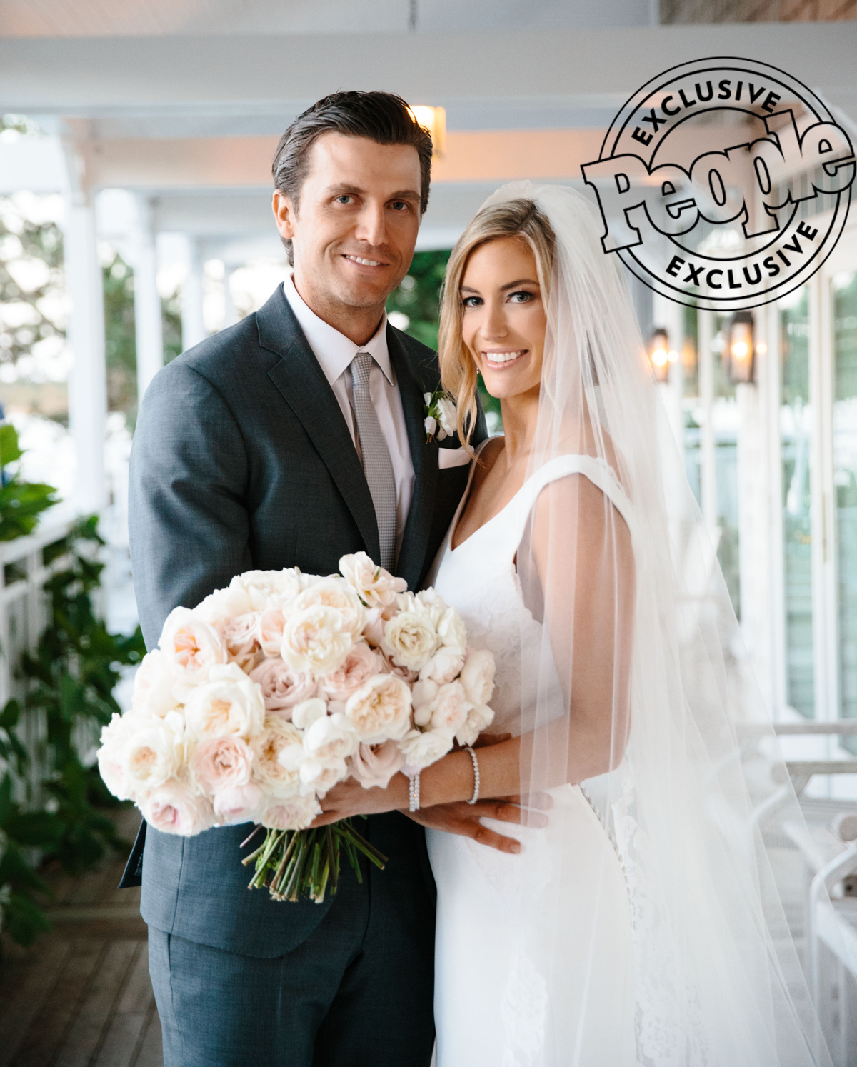 The Bachelors Whitney Bischoff Is Married | PEOPLE.com