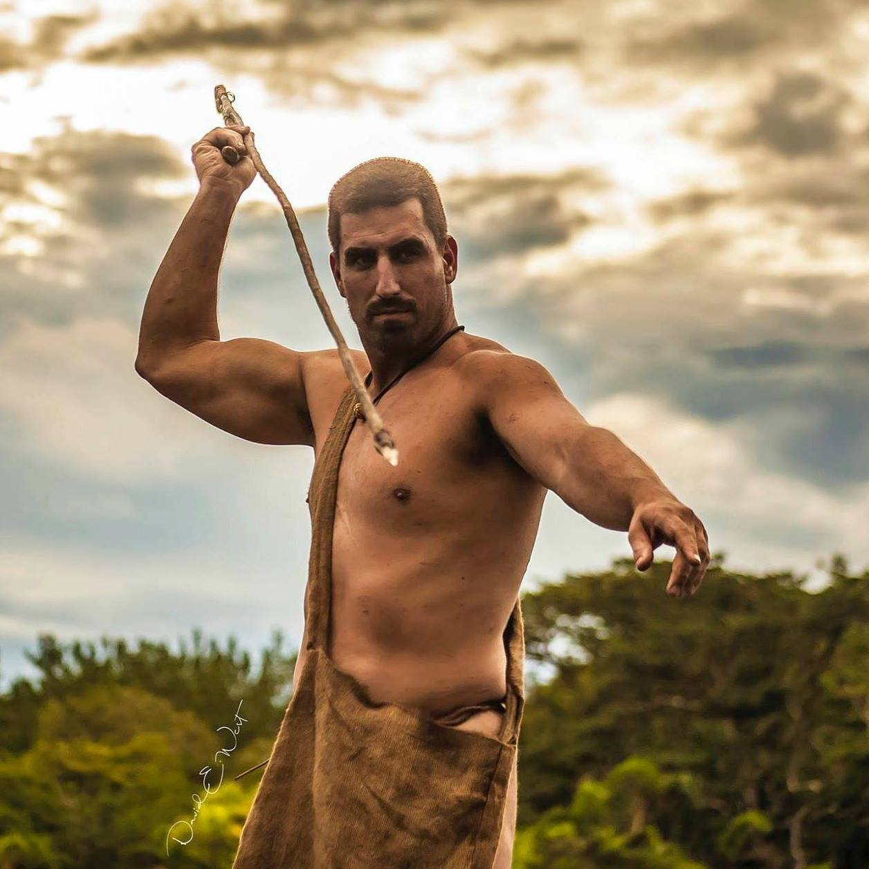 Matt Wright Goes It Alone on Naked and Afraid XL: All