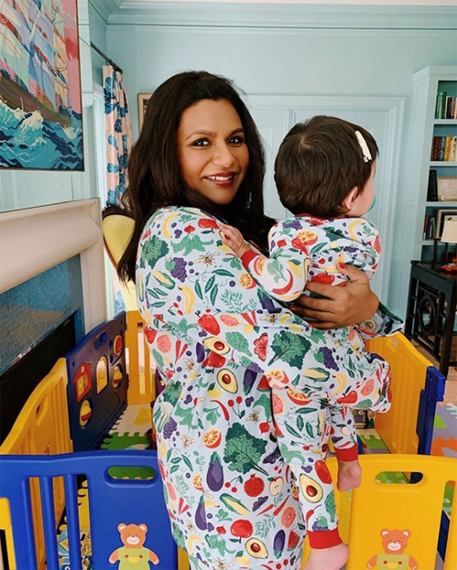 Mindy Kaling on her feminist father, being in love and why