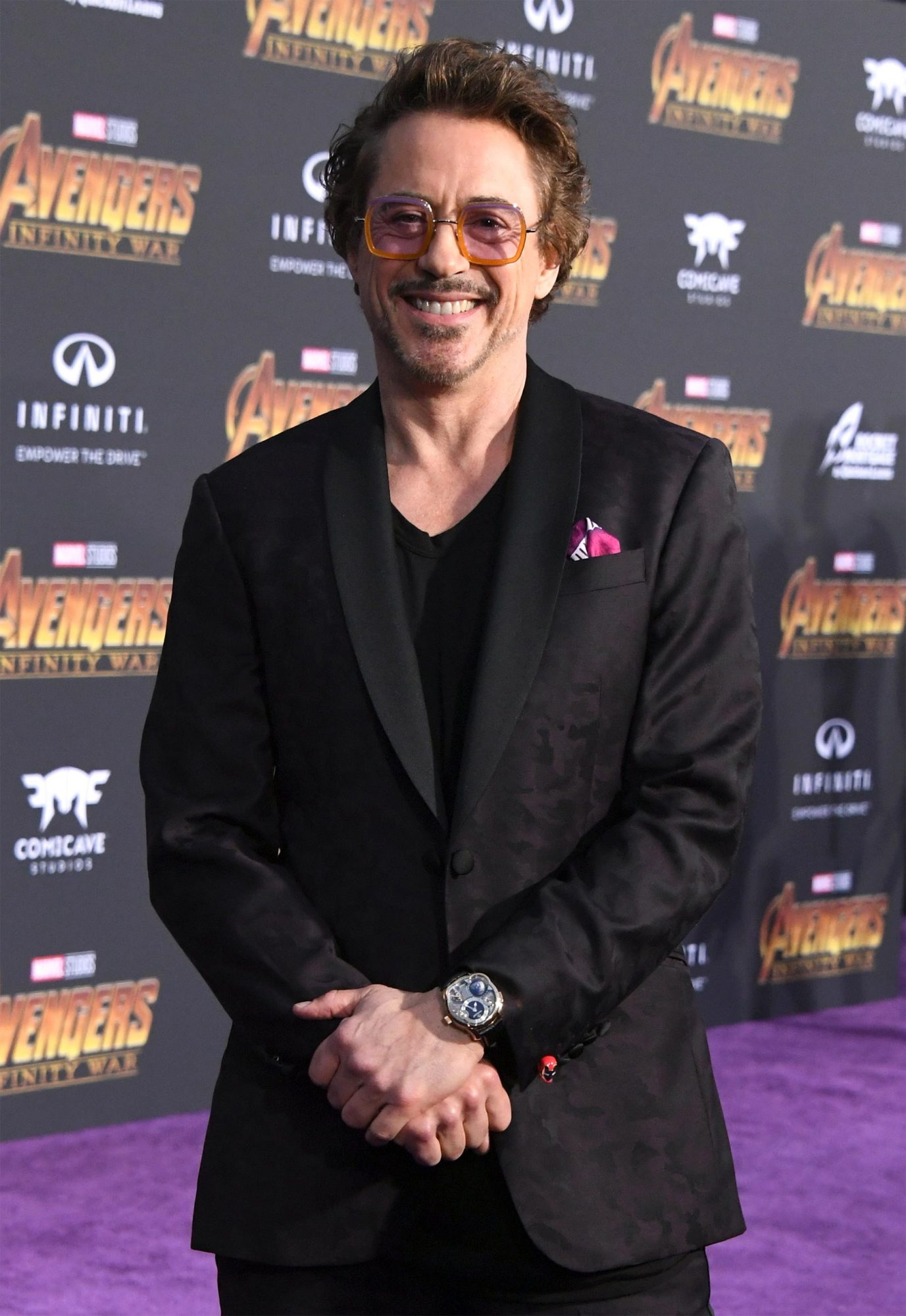 What Iron Man Robert Downey, Jr. Said About His Time in