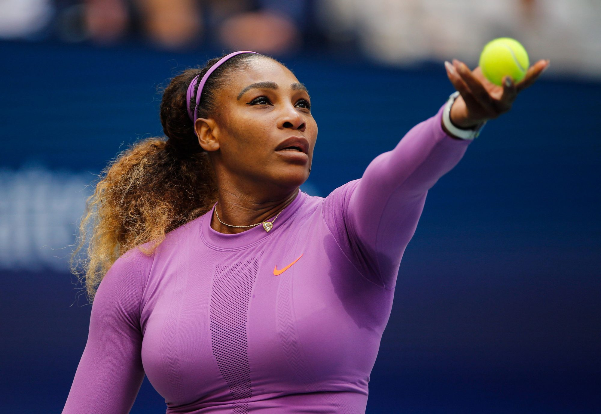 Serena Williams Reveals How She Will Narrate Her First