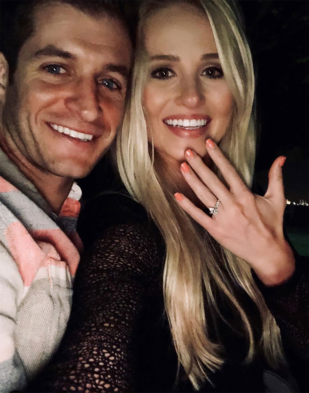 Tomi Lahren Calls Off Engagement to Fiancé Brandon Fricke
