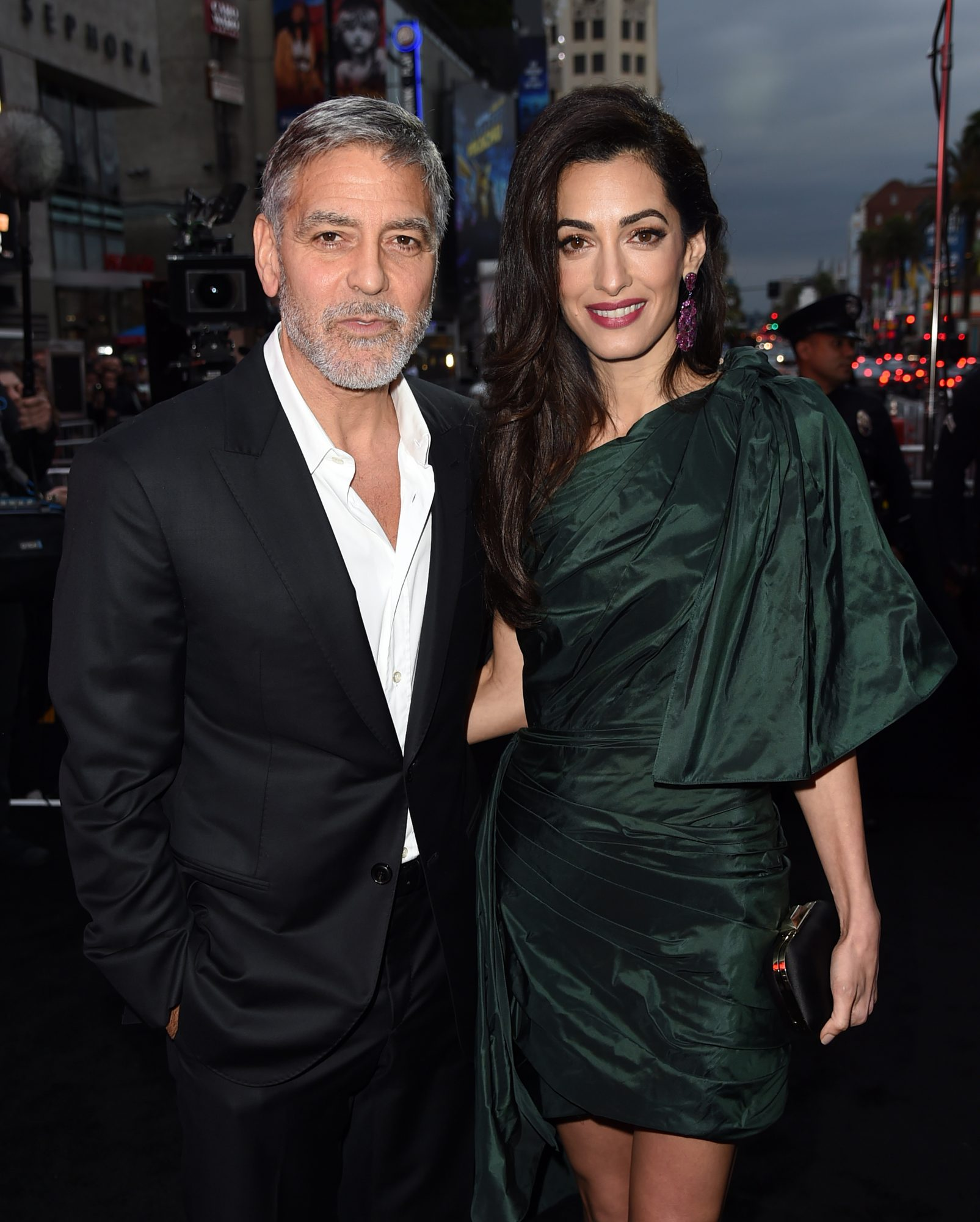 George Clooney Thought Hed Never Get Married or Have Kids