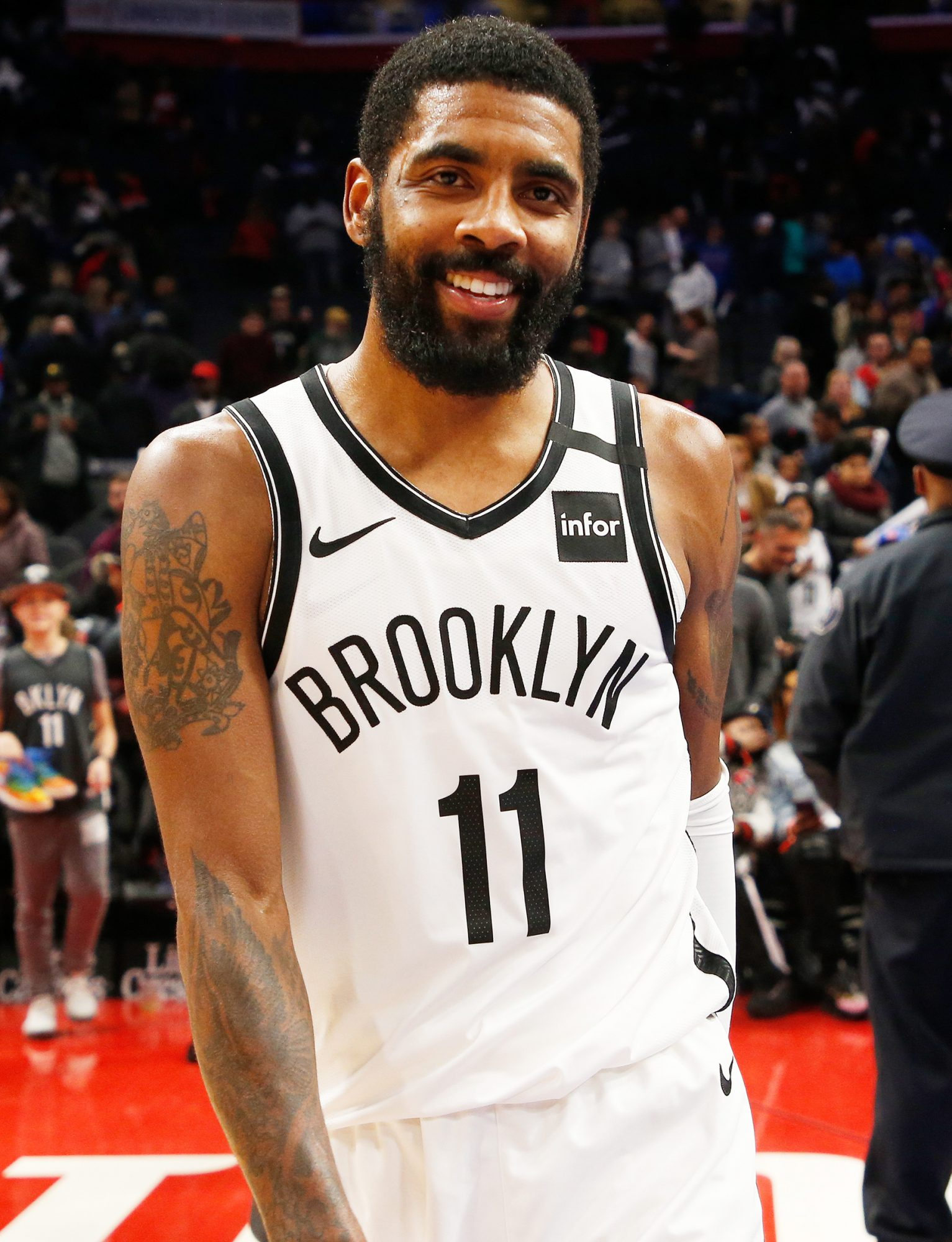 kyrie irving commits 1 5 million to wnba players sitting