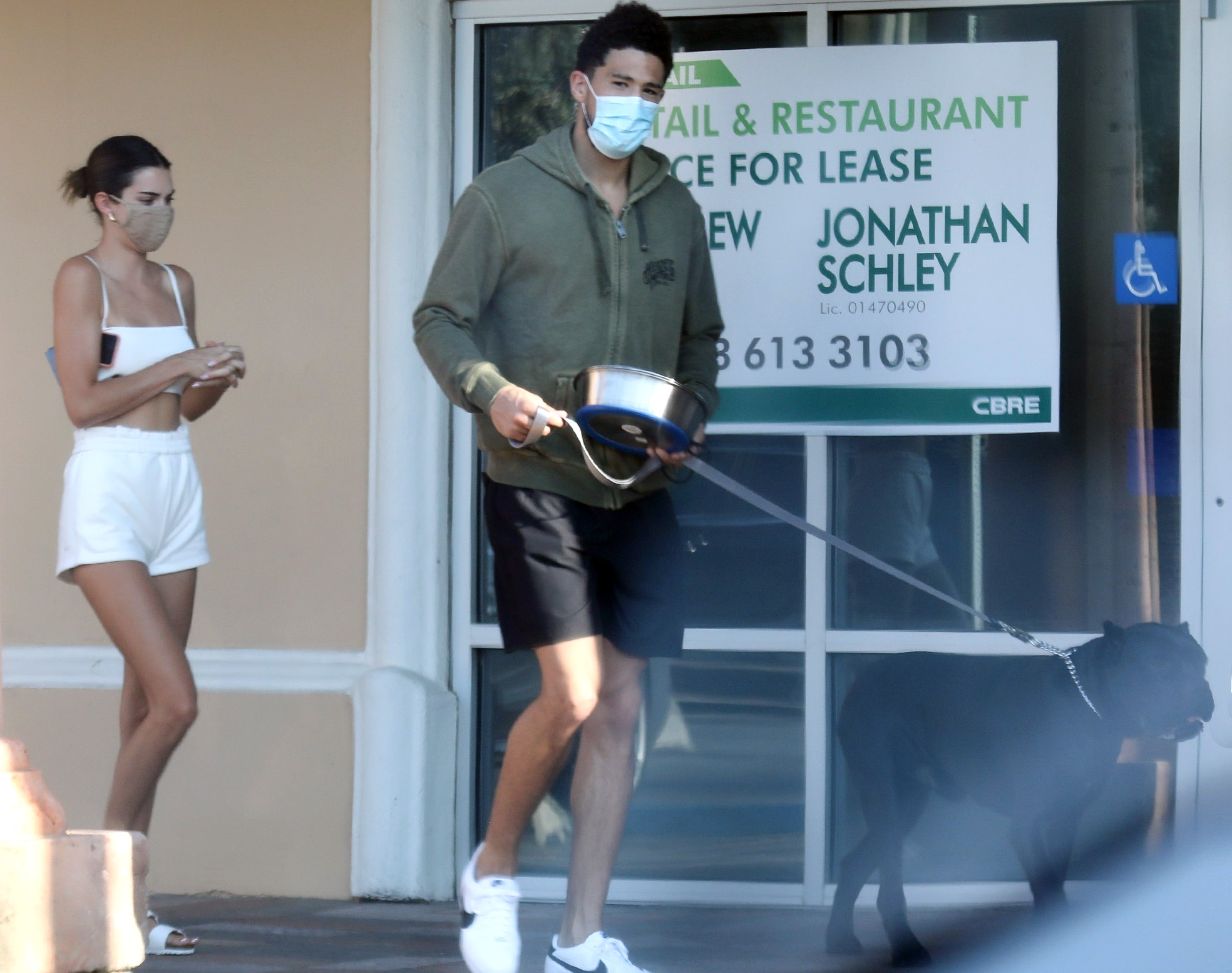 Kendall Jenner Spotted with NBA Player Devin Booker Again ...