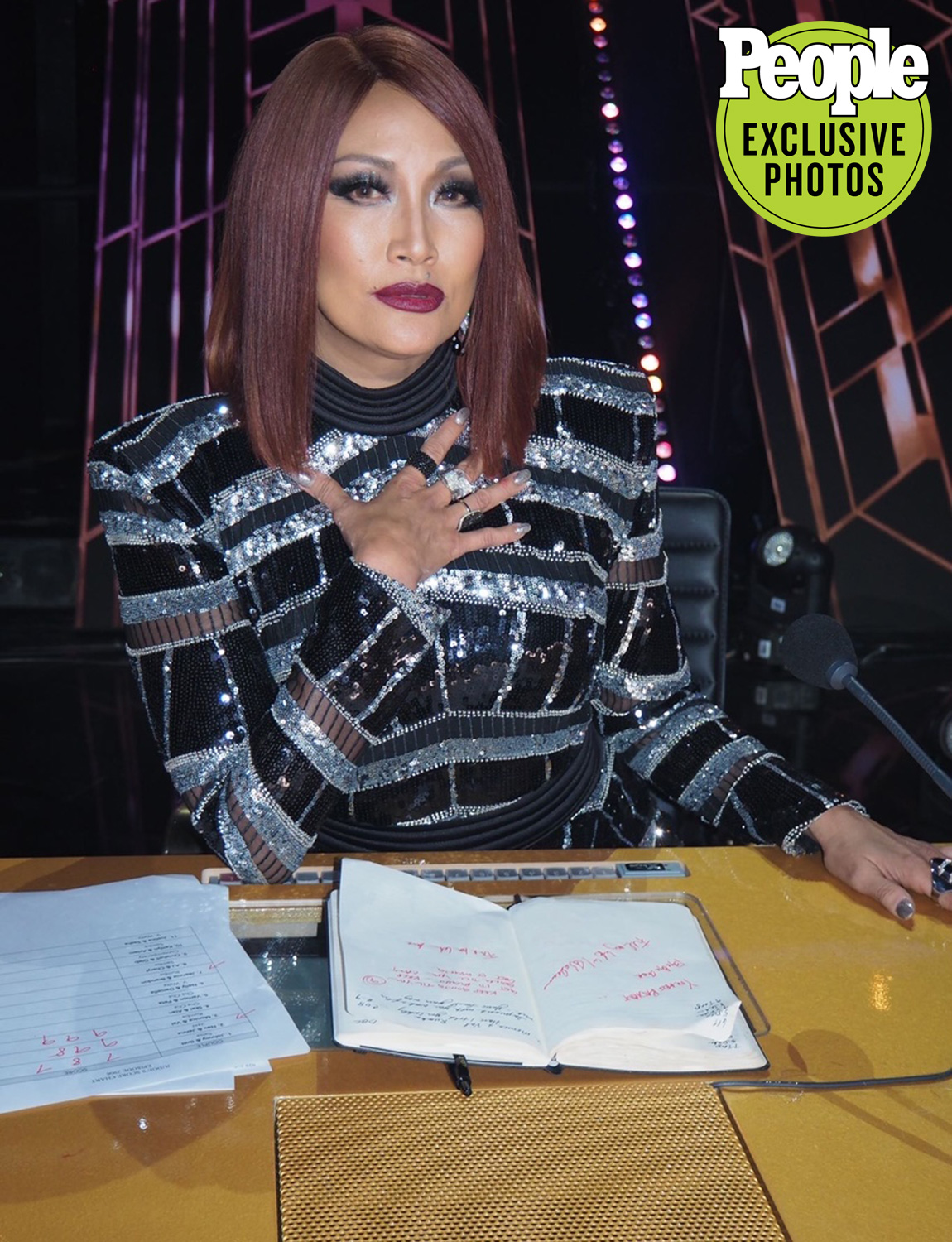 Carrie Ann Inaba Boob - Boobs And Cock
