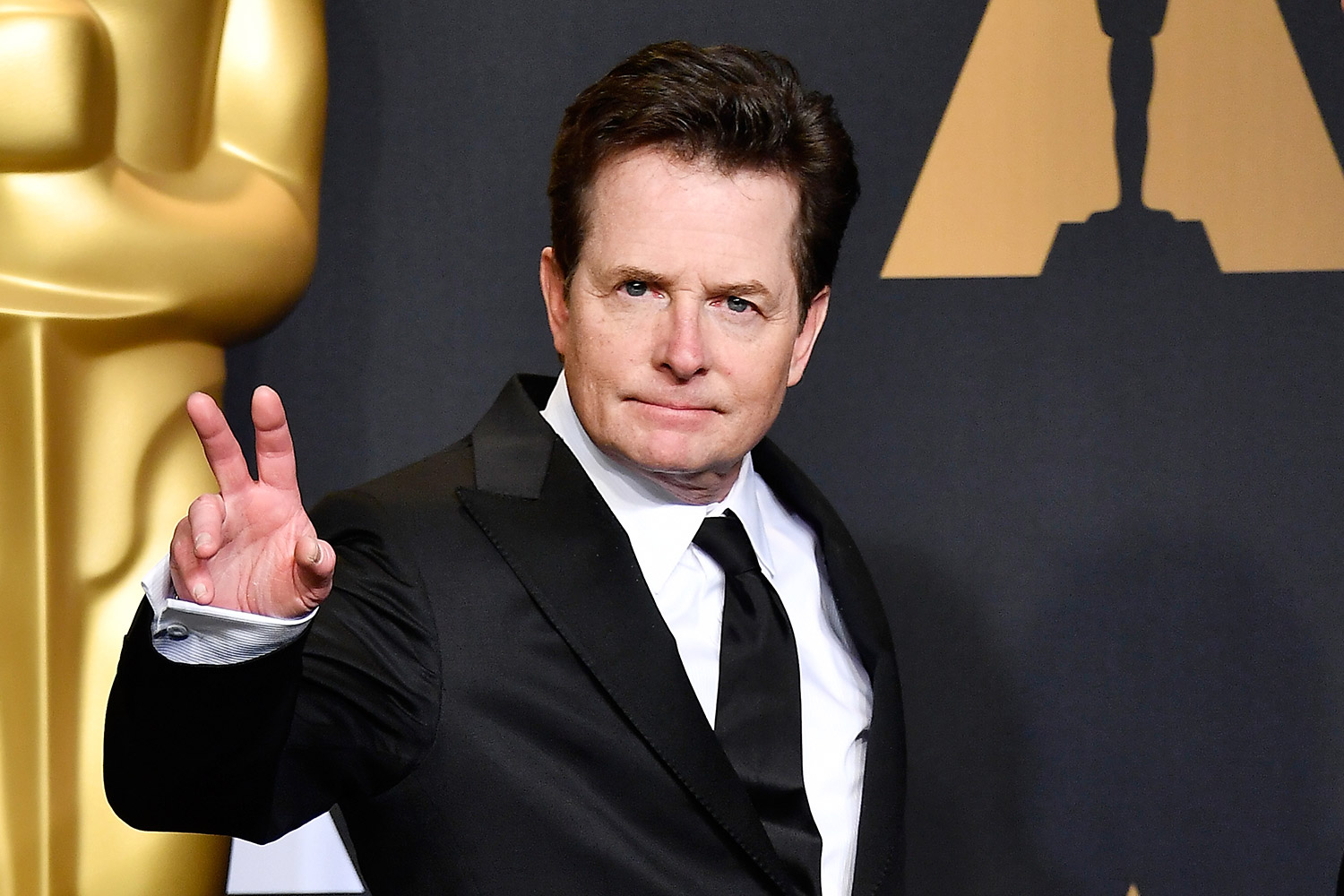 Michael J. Fox Says He's Planning 'a Second Retirement ...