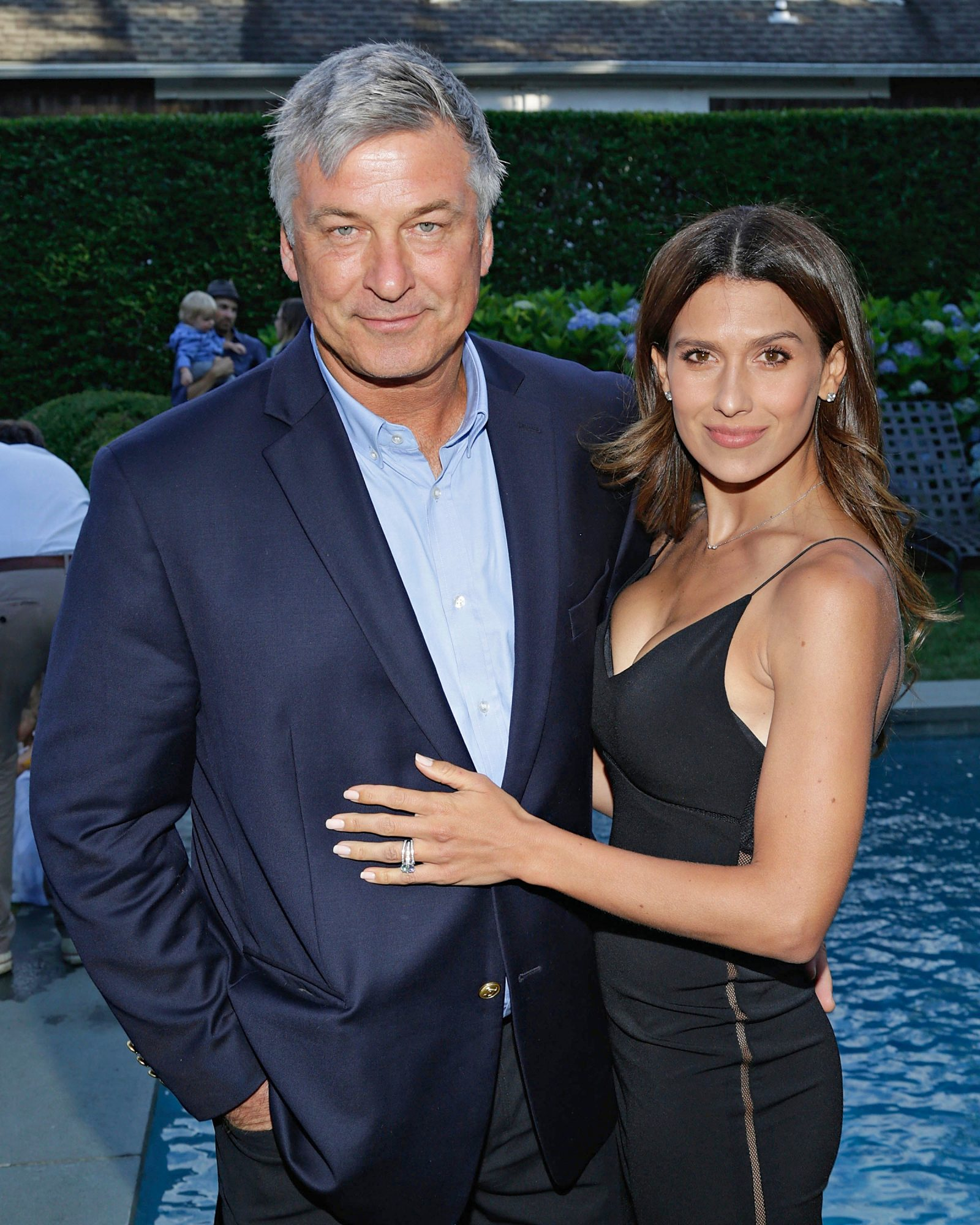 Alec, Hilaria Baldwin So Happy After Welcoming Sixth Child ...