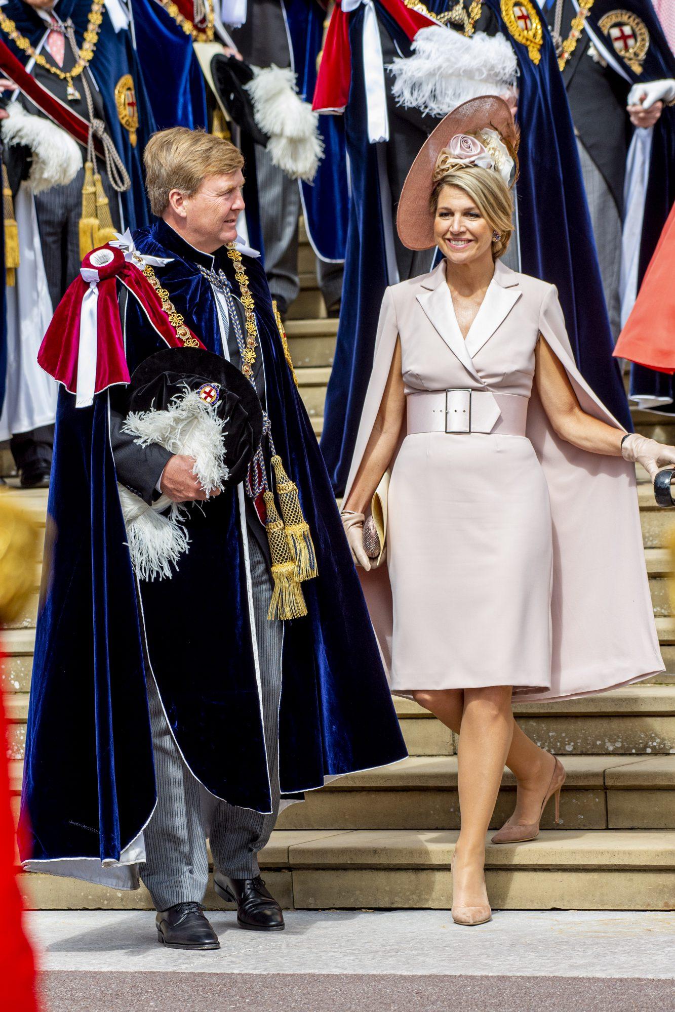 Moda real: la colección de clutches de la reina Máxima