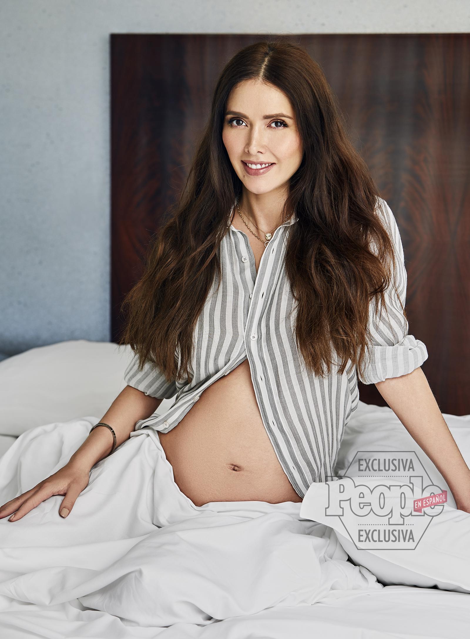 Marlene Favela consejos embarazo | People en Español