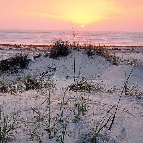 Secluded Southern Beach Vacations