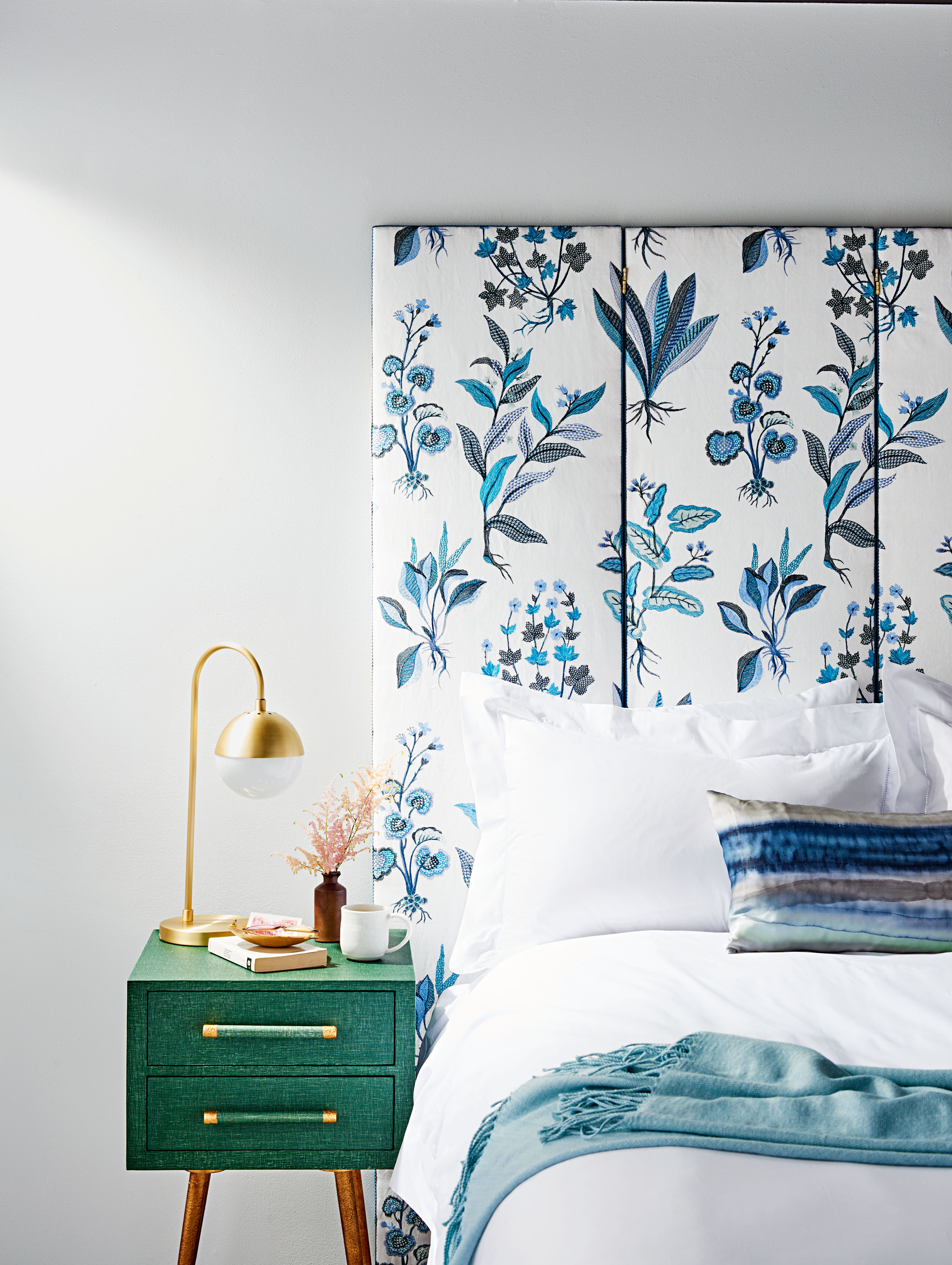 11 DIY Headboard Ideas to Give Your Bed a Boost | Martha ...