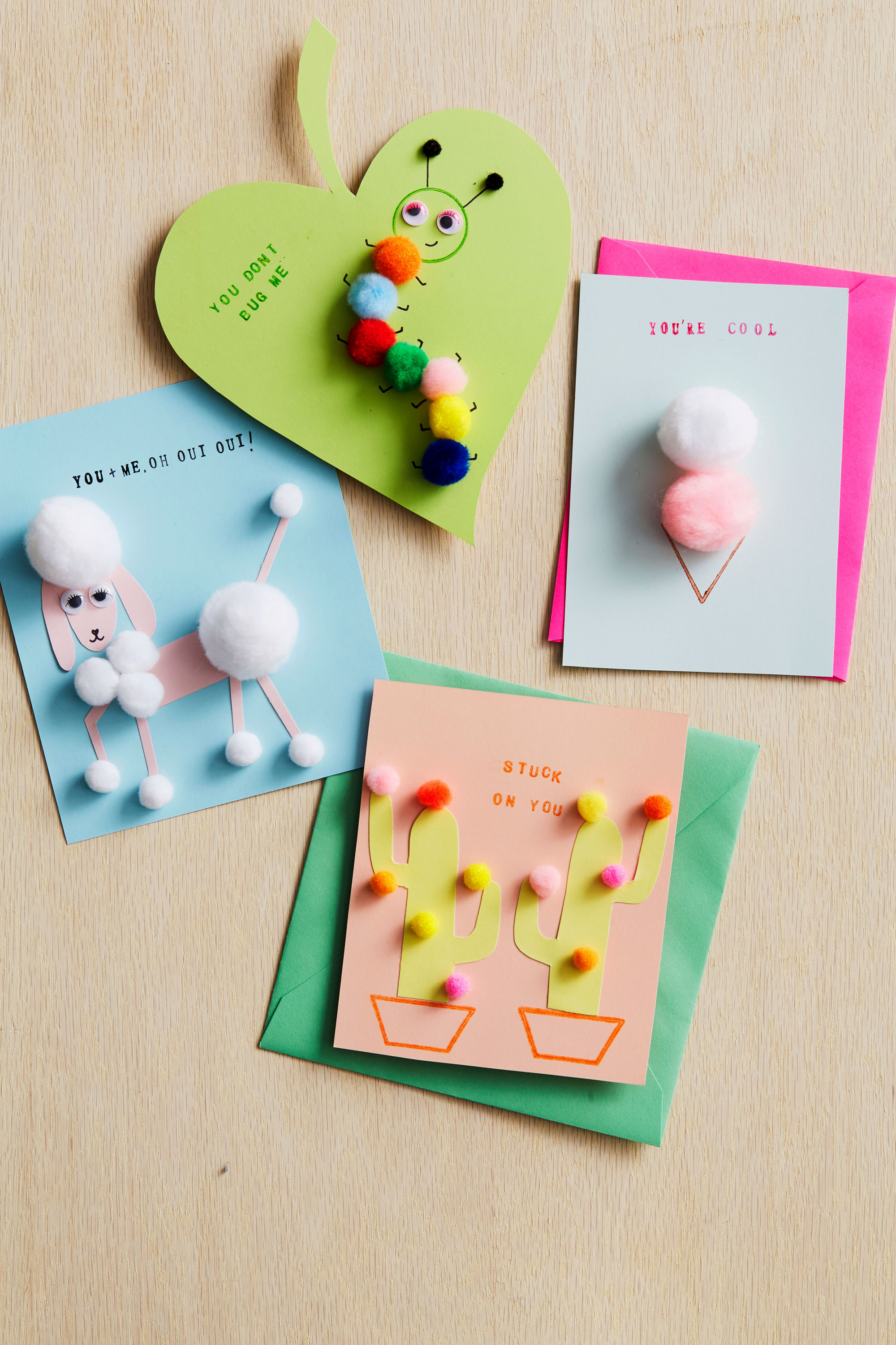 valentine's day crafts that are fun and easy for kids to