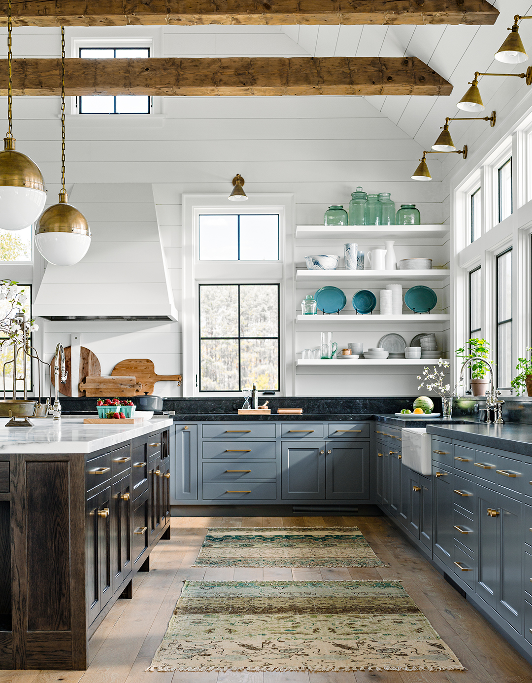 Best Paint Color For Kitchen Walls With Grey Cabinets Jun 2020