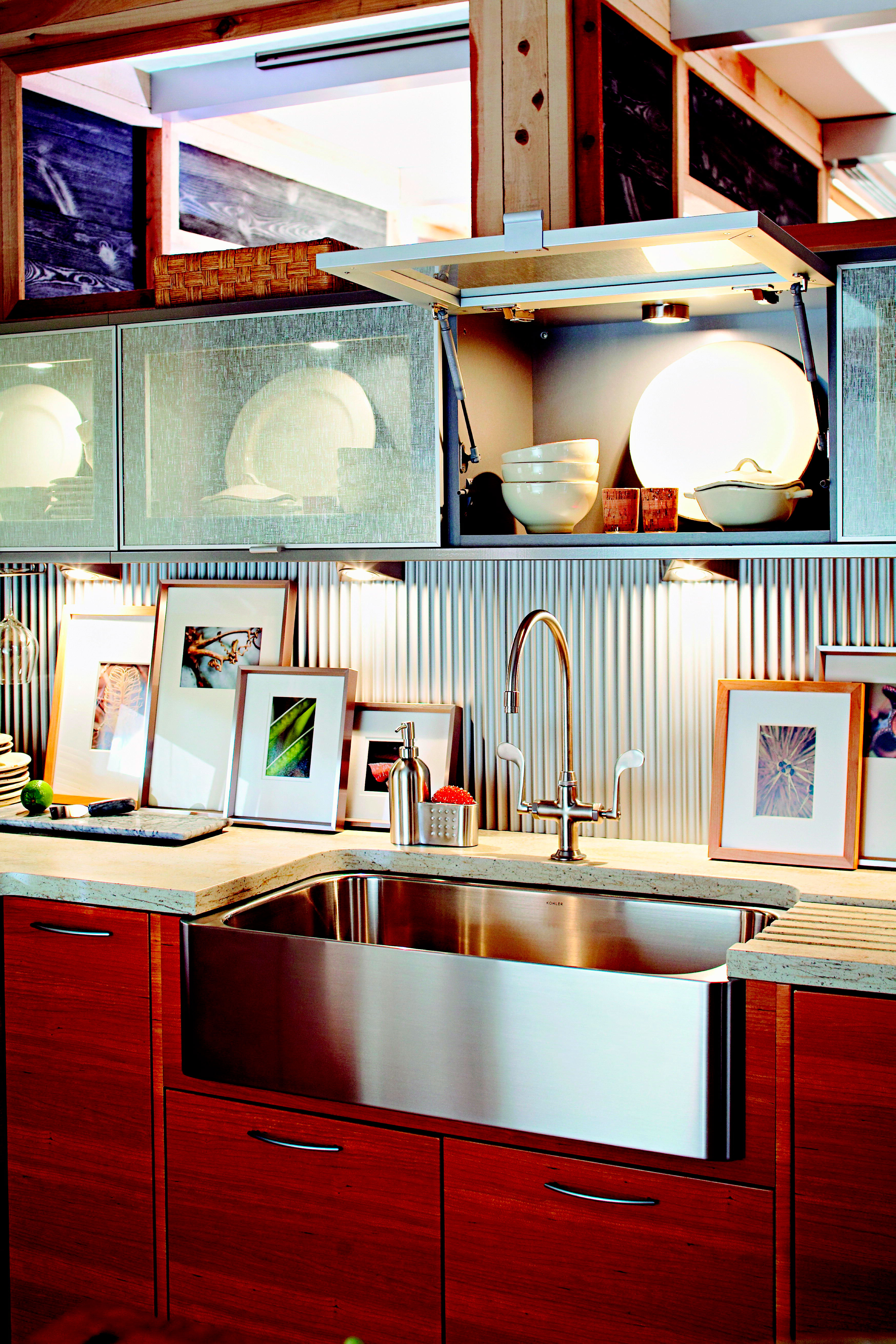 25 Ideas for Kitchen Cabinet Makeovers | Midwest Living