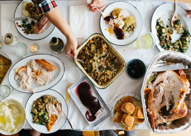 Expert Tips for Hosting a Beautiful Thanksgiving Potluck ...