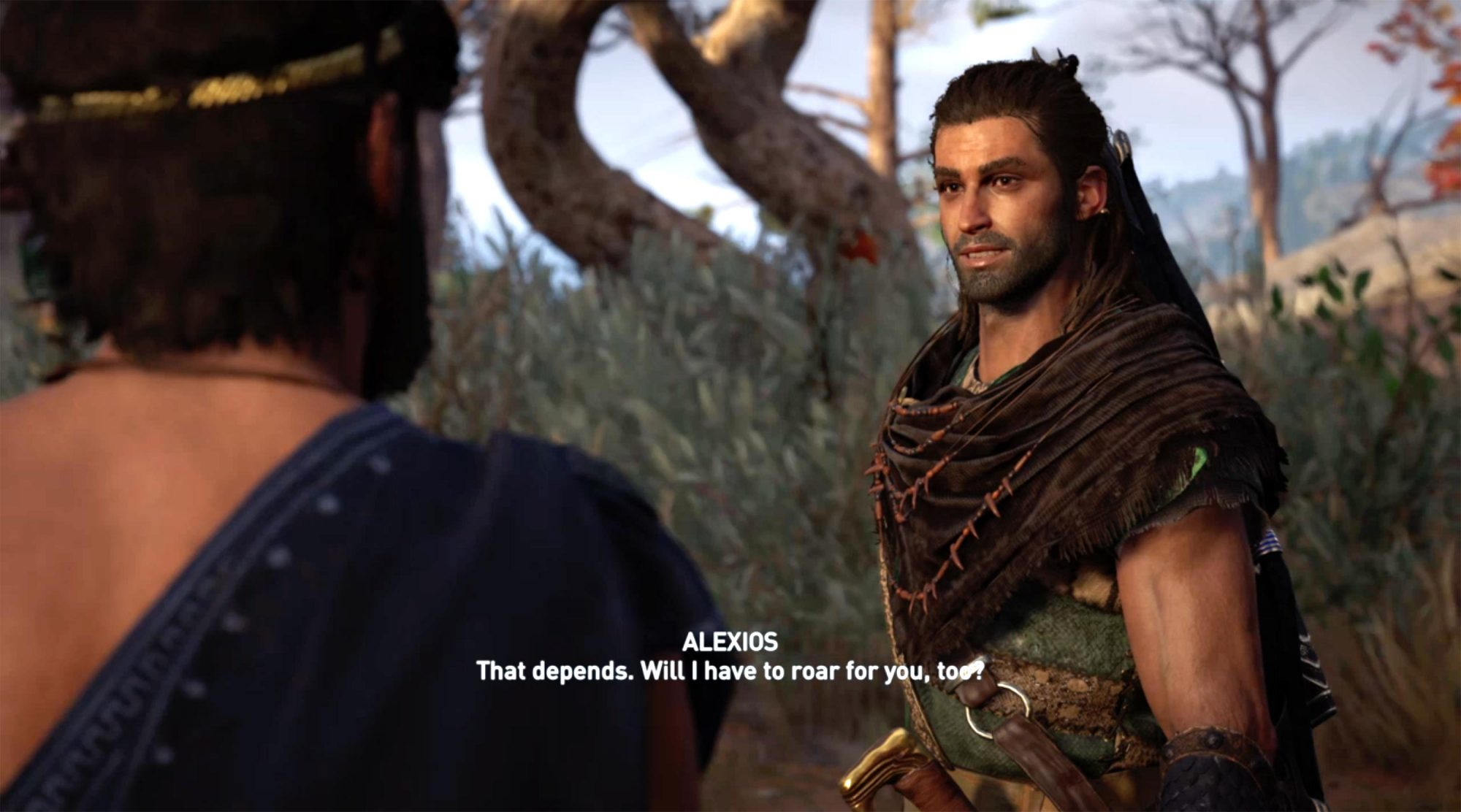 The Importance in ASSASSINS CREED ODYSSEY Letting You Romance Regardless of Gender — Nerdist
