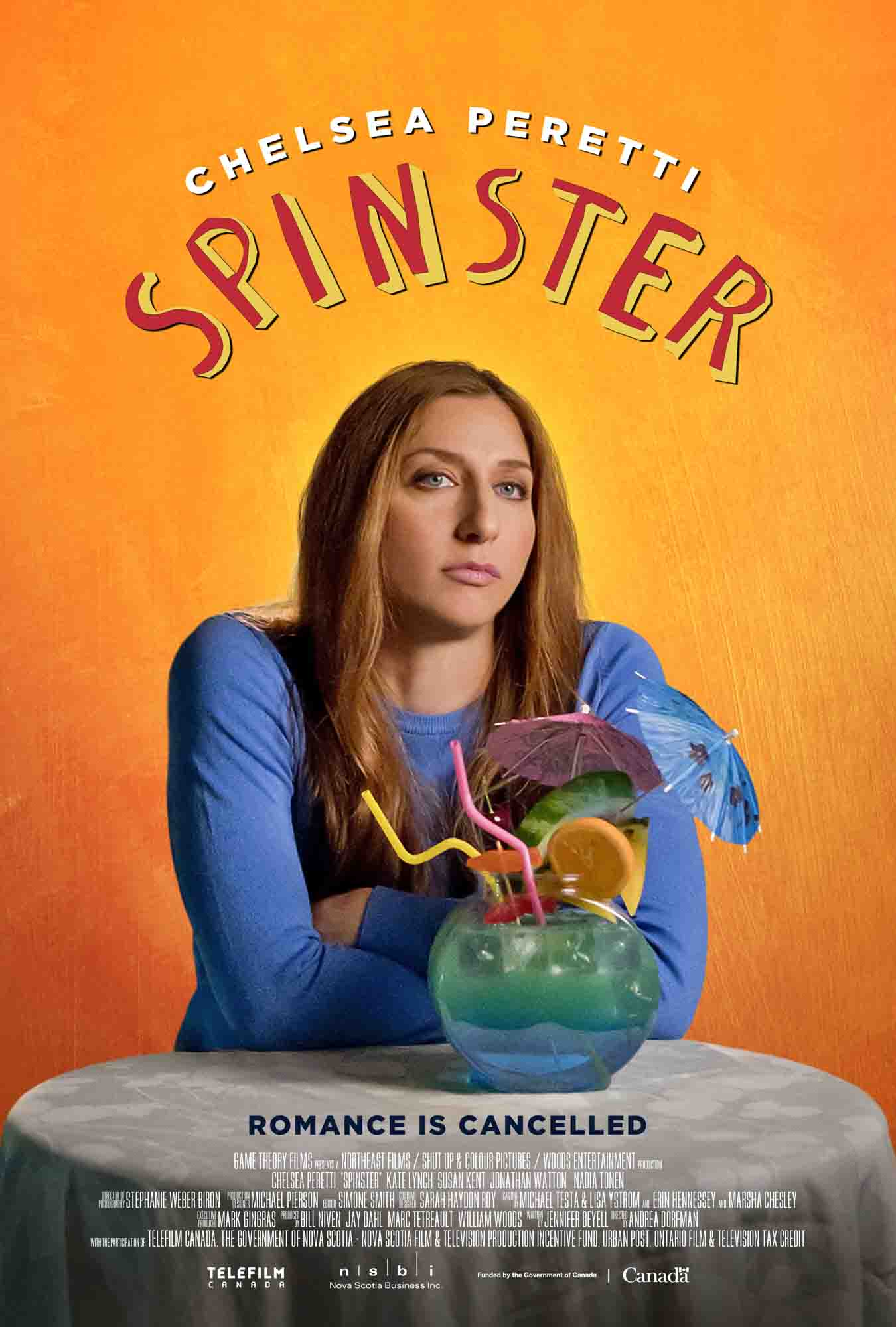 Chelsea Peretti makes movie lead debut in Spinster trailer