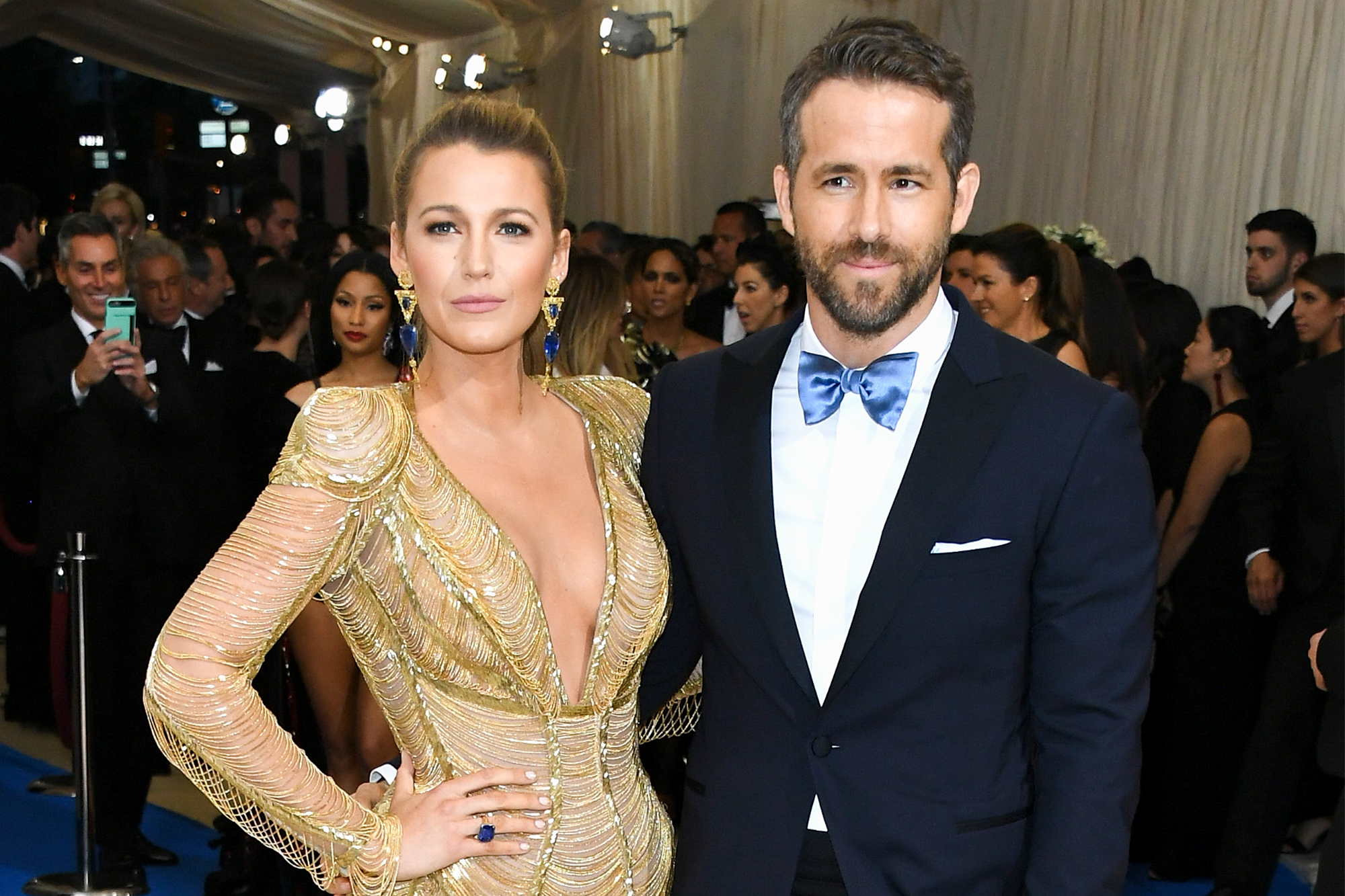 Ryan Reynolds and Blake Lively 'Deeply' Sorry for ...
