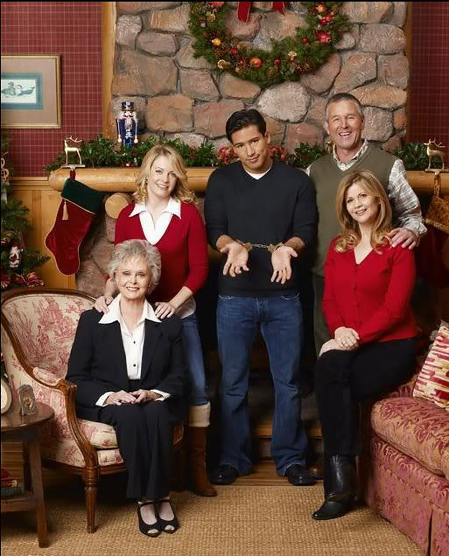 Melissa Joan Hart on being a Lifetime Christmas movie queen   EW.com