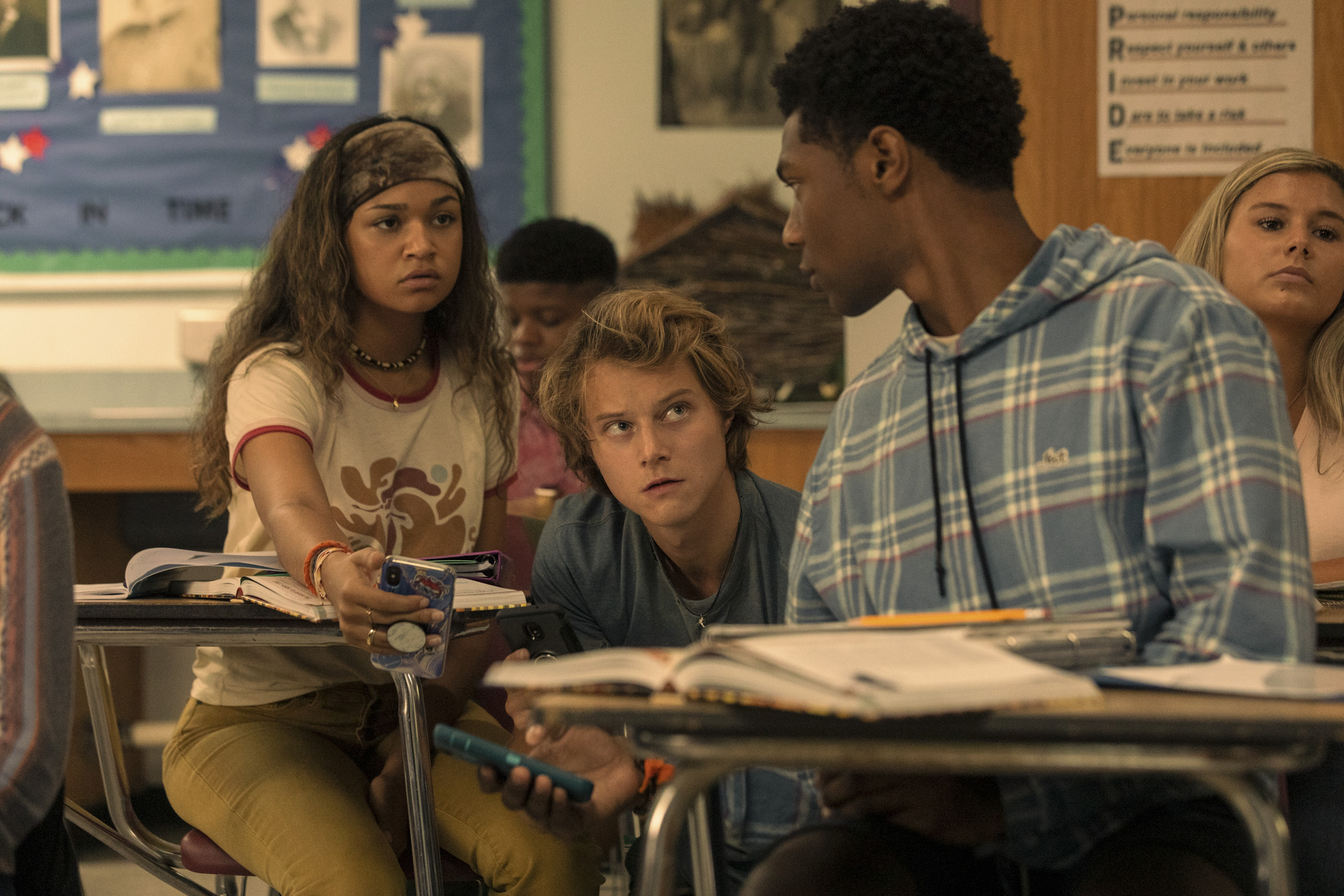 Outer Banks Madison Bailey Teases Kiaras Season 2 Style