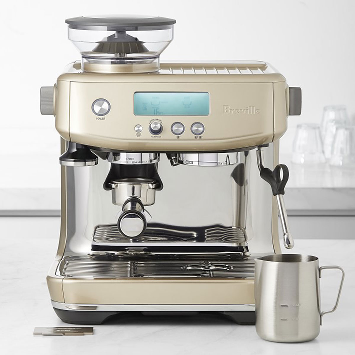 Breville S Newest Color Will Make Your Kitchen The Coolest