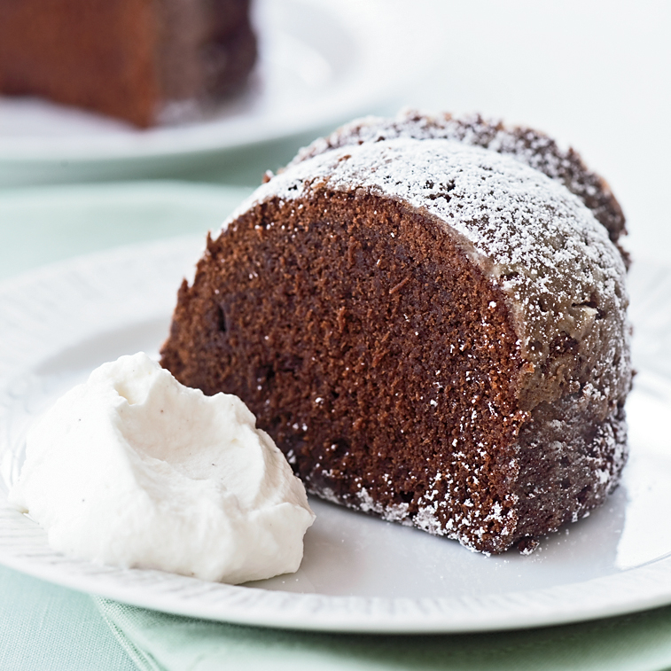 Chocolate-Red Wine Cake Recipe - Kristin Donnelly | Food & Wine