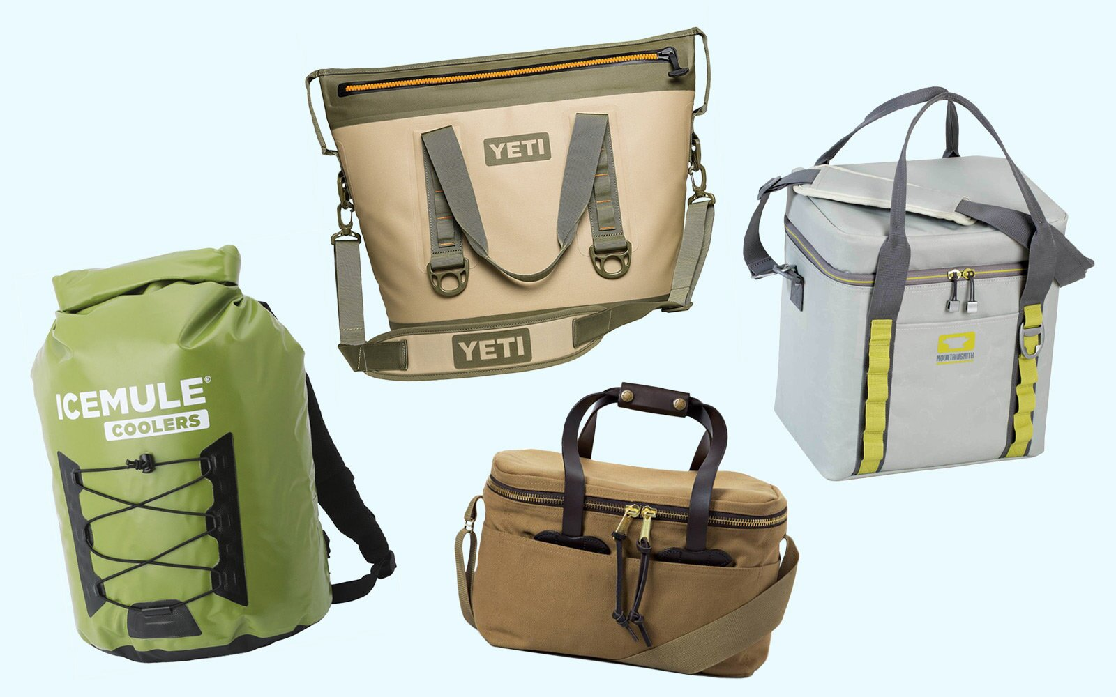 7ebe0504c The Best Insulated Cooler Bags for Travel | Travel + Leisure