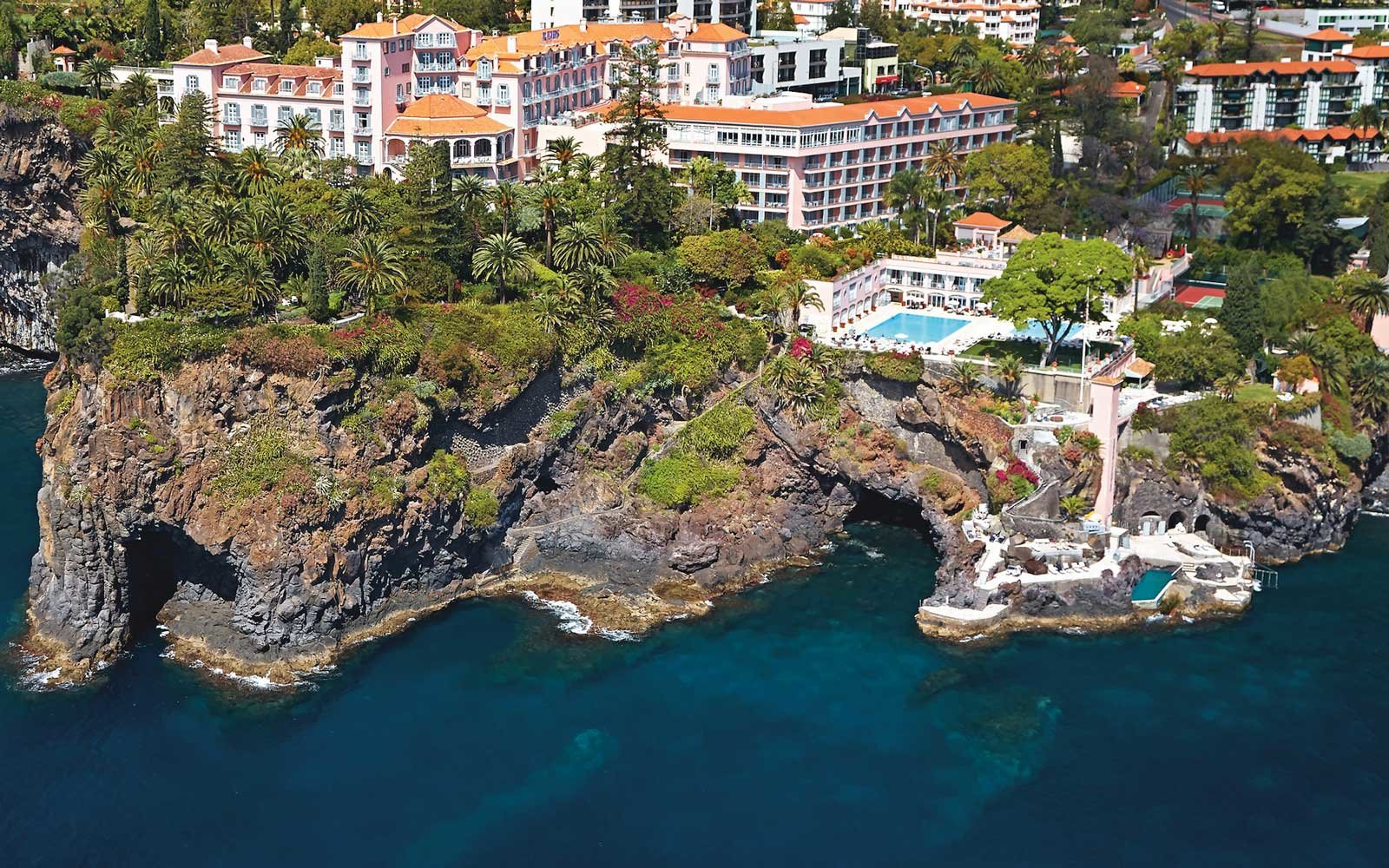 A stay at this beautiful Clifftop resort in Portugal comes with major Travel + Leisure benefits