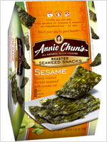 Foodie Friday: Annie Chun's Sesame Seaweed Snacks