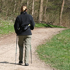 Is Nordic Walking a Better Way to Walk?
