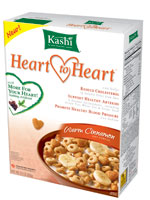 Foodie Friday: Kashi Heart to Heart Warm Cinnamon Cereal
