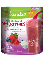 Foodie Friday: Jamba Juice All Natural Smoothies
