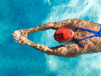 Get Trim When You Swim: 5 Secrets to Burning More Calories in the Pool