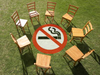Don't Go It Alone: Quitting Smoking in Support Groups