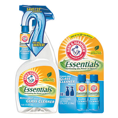 arm-hammer-glass-cleaner