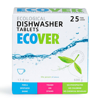 Ecover Dishwashing Tablets