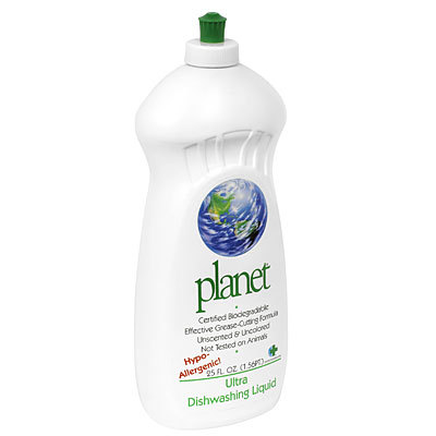Planet Dishwashing Liquid