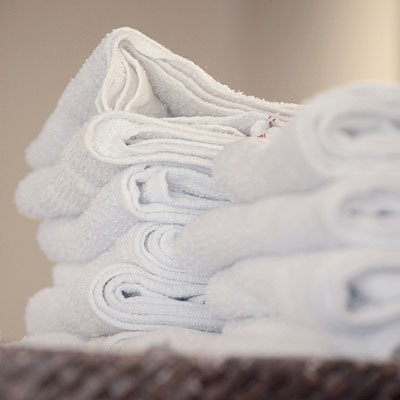 Shared towels