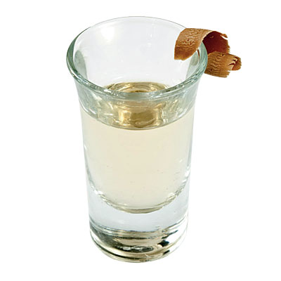 Vodka shot