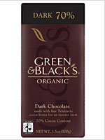 Foodie Friday: Green & Black's Organic Chocolate