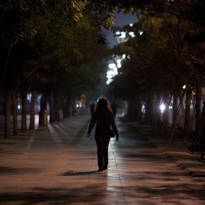 woman-walking-alone-night