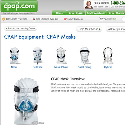 CPAP Buyers' Guide