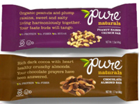 Foodie Friday: Pure Naturals Bars