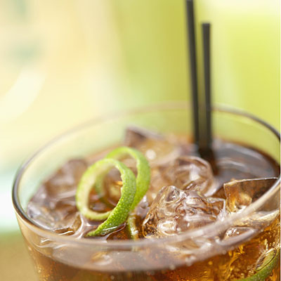 Myth: A drink with diet cola will keep me sharp